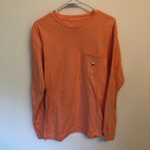 Southern Shirt Co coral tee